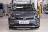Volkswagen Golf 2016 - Внешние размеры
