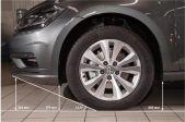 Volkswagen Golf 2016 - Клиренс
