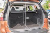 Ford Kuga 2016 - Размеры багажника