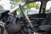 Ford Kuga 2016 - Внутренние размеры