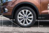 Ford Kuga 2016 - Клиренс