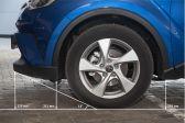 Toyota C-HR 201603 - Клиренс
