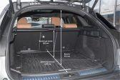 Land Rover Range Rover Velar 2017 - Размеры багажника