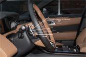Land Rover Range Rover Velar 2017 - Внутренние размеры