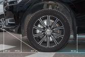 Volvo XC60 201703 - Клиренс
