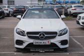 Mercedes-Benz E-Class 2017 - Внешние размеры
