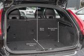 Volvo V40 201703 - Размеры багажника