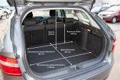 Лада Веста 2017 - Размеры багажника