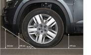 Volkswagen Teramont 201611 - Клиренс