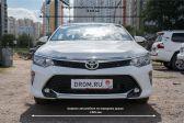 Toyota Camry 2017 - Внешние размеры