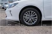 Toyota Camry 2017 - Клиренс