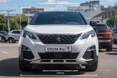 Peugeot 3008 201605 - Внешние размеры