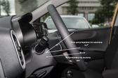 Kia Picanto 201705 - Внутренние размеры