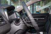 Renault Koleos 2016 - Внутренние размеры
