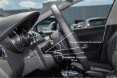Peugeot 408 2017 - Внутренние размеры
