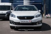 Peugeot 408 2017 - Внешние размеры