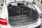 Лада Веста Кросс 201706 - Размеры багажника