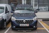 Renault Dokker 2012 - Внешние размеры