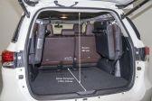 Toyota Fortuner 201507 - Размеры багажника