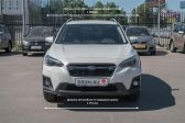 Subaru XV 2017 - Внешние размеры
