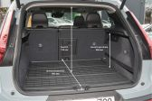 Volvo XC40 201709 - Размеры багажника