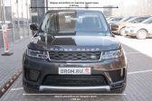 Land Rover Range Rover Sport 2017 - Внешние размеры