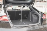 Kia Stinger 201701 - Размеры багажника