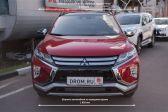 Mitsubishi Eclipse Cross 201703 - Внешние размеры
