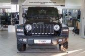 Jeep Wrangler 2017 - Внешние размеры