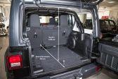 Jeep Wrangler 2017 - Размеры багажника