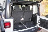 Jeep Wrangler 201711 - Размеры багажника