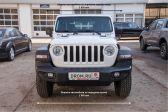 Jeep Wrangler 201711 - Внешние размеры