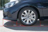 Subaru Legacy 2017 - Клиренс