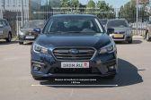 Subaru Legacy 2017 - Внешние размеры