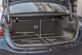 Mazda Mazda6 201712 - Размеры багажника