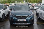 Peugeot 5008 2016 - Внешние размеры