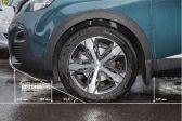 Peugeot 5008 2016 - Клиренс
