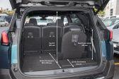 Peugeot 5008 2016 - Размеры багажника