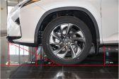Lexus RX350L 2017 - Клиренс