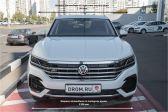 Volkswagen Touareg 201803 - Внешние размеры