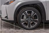 Lexus UX200 2018 - Клиренс
