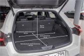 Lexus UX200 2018 - Размеры багажника