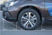 Subaru Outback 2017 - Клиренс