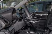 Subaru Forester 201803 - Внутренние размеры
