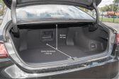 Lexus ES200 2018 - Размеры багажника