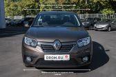 Renault Logan 201807 - Внешние размеры