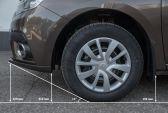 Renault Logan 201807 - Клиренс