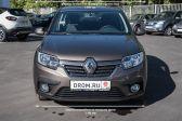 Renault Sandero 201807 - Внешние размеры