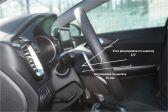 Kia Ceed 201802 - Внутренние размеры