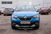 Renault Logan Stepway 2018 - Внешние размеры